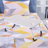 Home furniture little desk work at home lazy folding laptop table for bed